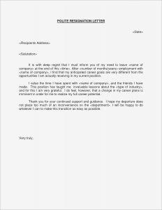 Resignation Letter Hostile Work Environment Under How To Write Due for Sample Complaint Letter Hostile Work Environment - Complaint Letter